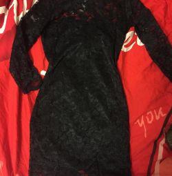 Yeni gipür elbise