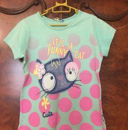 Παιδικό μπλουζάκι, μέγεθος 128