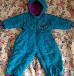 Jumpsuit for 1.5-2 years