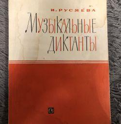 I. Rusyaev'in müzikal diktikleri