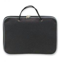 A3 folder portfolio black (450x330 mm)