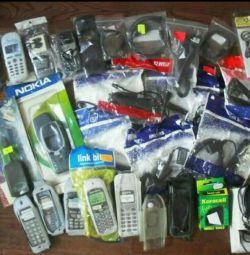 Аксессуары для старых моделей телефонов