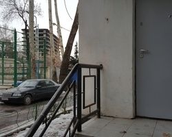 2-room. apartment, 1 floor, 40 m ², Shohmansur