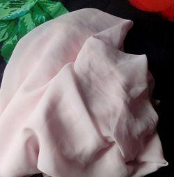 Отрезы тканей