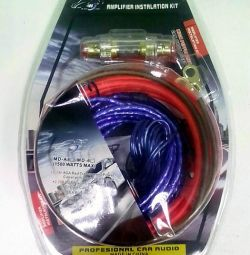 High Voltage Subwoofer Wiring Kit