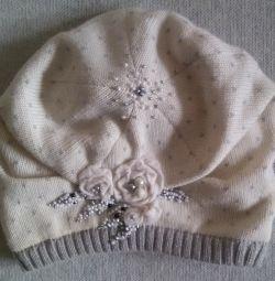 Καπέλο Ελένα Κονάρεβα