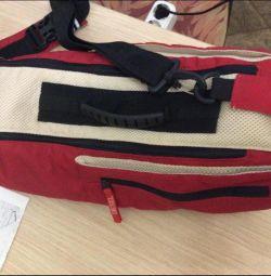 Спортивная сумка-рюкзак DISEL
