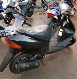 Скутер SUZUKI LETS2 NEW из Японии