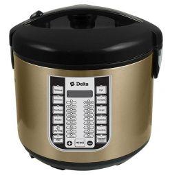 Slow cooker DELTA DL-6518 + recipe book
