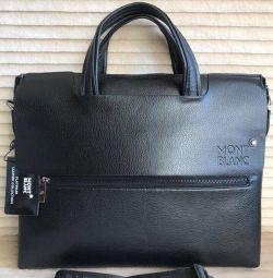 MONT BLANC Briefcase