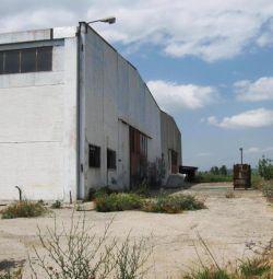 Βιομηχανικό κτίριο, συνολικής επιφάνειας 2.174
