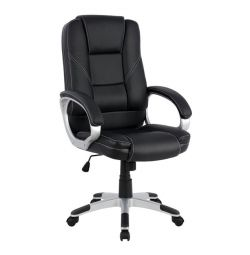 OFFICE CHAIR DIRECTOR HM1091.01 BLACK