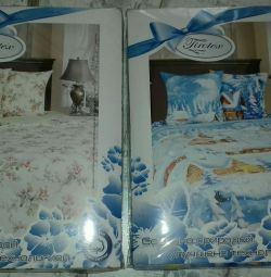 Bed linen new