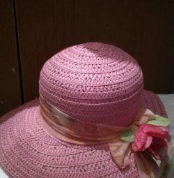 Pălăria de vară pentru femei este diferită