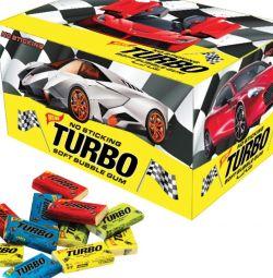 Τσίχλα TURBO (Turbo) Η αγάπη είναι