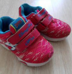 Sneakers for children 25 size