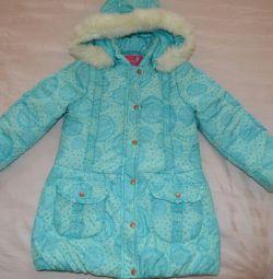 Зимова куртка Pampolina