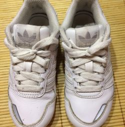Adidas sneakers leather size 29