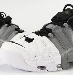 Sneakers nike air Uptempo'96 lot.135003
