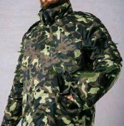 Зимний армейский бушлат 52 р