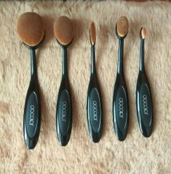 Βούρτσες για μακιγιάζ