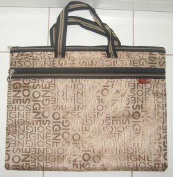 Η τσάντα φακέλου για χαρτιά f. A4