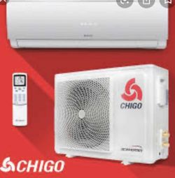 Chigo Aircondition 1.5 Hauspower