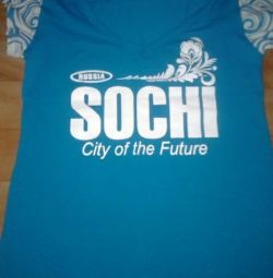 Tricouri din Sochi