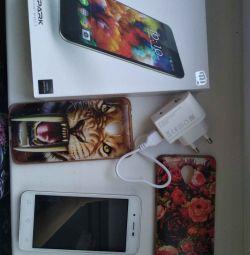 Телефон micromax canvas spark q380