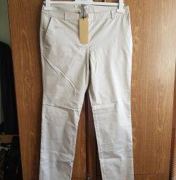 Новые брюки хлопок Vis-a-Vis