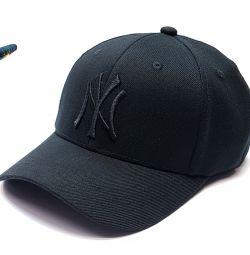 New York Yankees cap (black) flexible