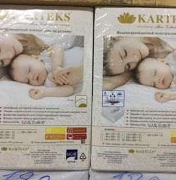 Waterproof mattress covers