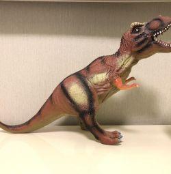 Δεινόσαυρος τυραννόσαυρος