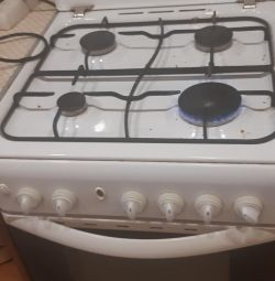 Gas stove Indesit