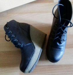 Pantofii scăzută izvor