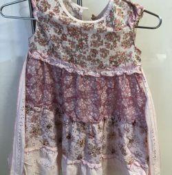 Φόρεμα μεγέθους 104