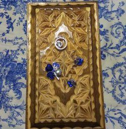 Κοστούμια κοσμήματα Yves Rocher και Faberlic