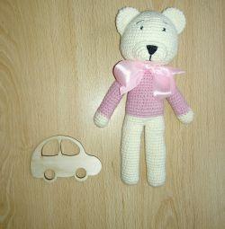 Handmade Teddy Girl