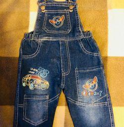 Jeans combenison