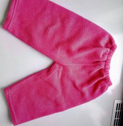 Pants second-hand r 68-74