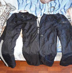 Pantaloni calzi Bologna.