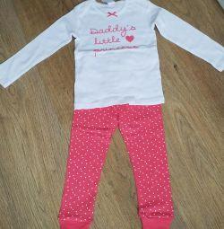 Pijamas zara. 24-36 de luni noi