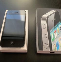 Brand New IPHONE 4S 32GB BLACK