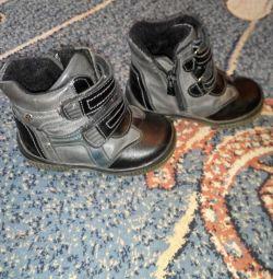 Παπούτσια από δεύτερο χέρι άνοιξη-φθινόπωρο παιδιών