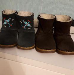 Уггі чобітки 22 розмір.