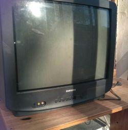 TV cu telecomandă