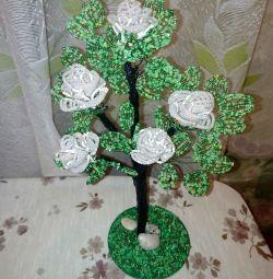 Love Tree Bead
