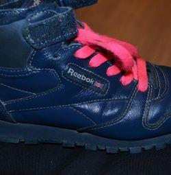 Children recessed sneakers Reebok original 31 times