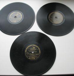 Gramaphone plakaları.Drevolutionary