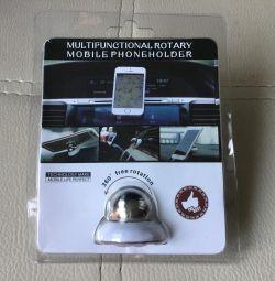 Suport magnetic pentru smartphone, nou